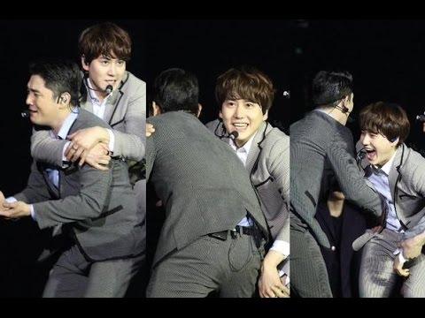 [Super Junior Battle] KangIn vs KyuHyun