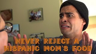 Never Reject A Hispanic Mom's Food | David Lopez