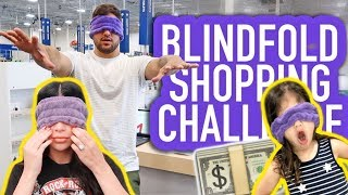 BUYING EVERYTHING WE TOUCH BLINDFOLDED!!! **NO BUDGET**