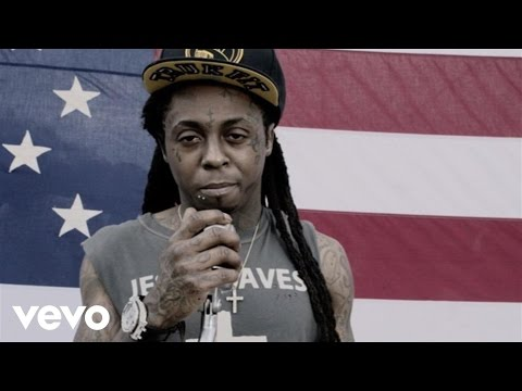 Repeat youtube video Lil Wayne - God Bless Amerika