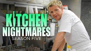 Kitchen Nightmares Uncensored - Season 5 Episode 1 - Full Episode