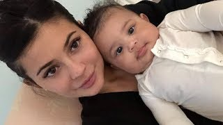 Kylie Jenner's Daughter, Stormi, Turns One