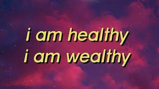 Yung Baby Tate - I Am ft. Flo Milli (Lyrics) i am healthy i am wealthy tiktok song