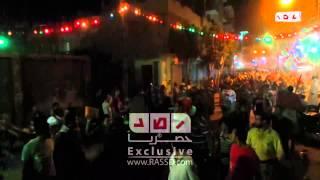 رصد | أسيوط | مسيرة رافضة للإنقلاب في ذكري فض رابعة والنهضة بالقوصية