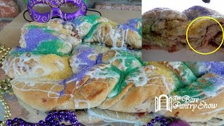 How to Make King Cake from Scratch | Fat Tuesday | Mardi Gras