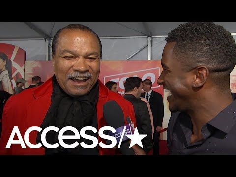'Solo: A Star Wars Story': Billy Dee Williams Looks Back On Playing Lando Calrissian | Access