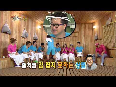 [HIT] 해피투게더-성대모사 전화통화, 지상렬 완전 속았다!.20140619