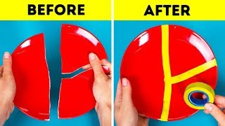 40 LIFE HACKS TO HELP YOU FIX ALMOST ANYTHING