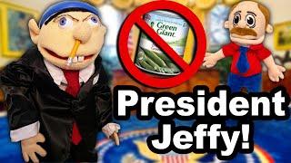 SML Movie: President Jeffy!