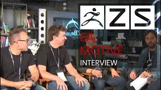EA Motive Interview with Host Louie Tucci