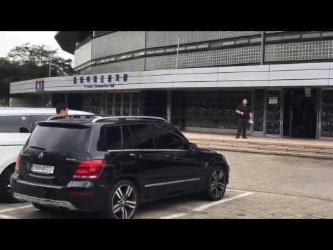 [160723] Chanyeol arriving The EXO'r Dium in Seoul, day 2