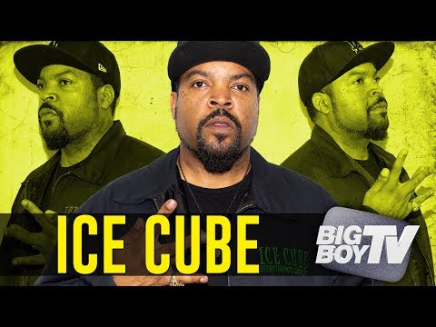 Ice Cube on 'Everythang's Corrupt', Trump's a Bad Kid, King of West, Lakers & More