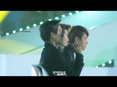 Kai cry ( taekai moment )
