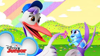 What's So Great About Flowers🌻| Music Video | T.O.T.S | Disney Junior