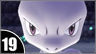 Pokemon Lets Go Pikachu and Eevee Part 19 - CATCHING MEWTWO