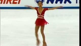 Mao Asada - 2006 NHK Trophy FS (ESPN)
