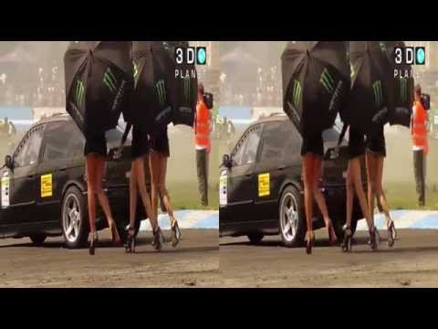 Drifting final 3D side by side 2013 Kiev Chayka