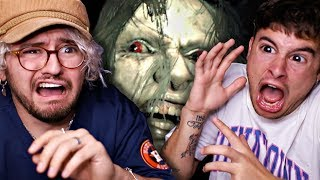 WE PLAYED THE MOST HAUNTED GAME ON THE INTERNET