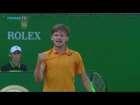 David Goffin vs Novak Djokovic