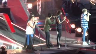 One Direction on wwa tour live at Wembly London full concert