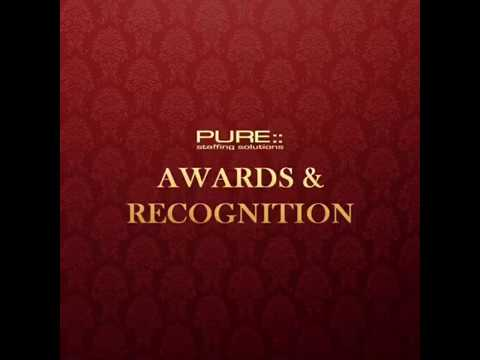 Awards and Recognition | Staff Recruitment Agency in Canada