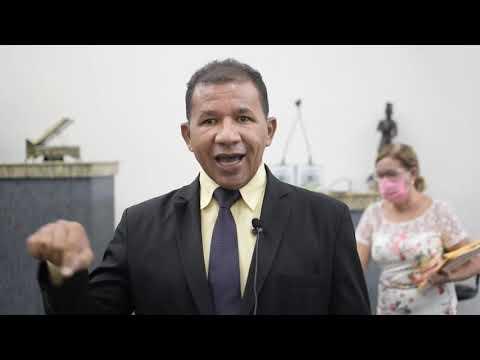 Entrevista com o vereador Josafá Ramos - Patriotas