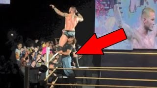 10 Times Wrestlers Were Attacked By The Fans