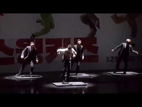 181112 EXO DO Kyungsoo Tap Dance Showcase