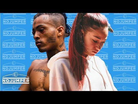 Bhad Bhabie cries talking about XXXtentacion's Death