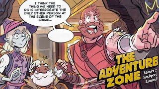 """""""Sleuthing For a Slayer"""" - The Adventure Zone Episode 17 [Comic Dub]"""
