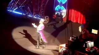 The Greatest Show on Earth: Ringling Bros. and Barnum & Bailey Presents: LEGENDS (Bakersfield, Ca)