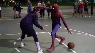 Spiderman Basketball Episode 8.5