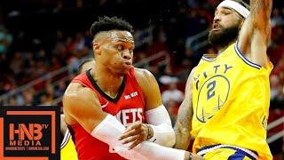 Houston Rockets vs Golden State Warriors - Full Game Highlights | November 6, 2019-20 NBA Season
