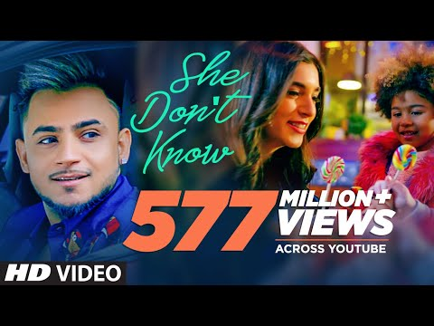 She Don't Know: Millind Gaba Song - Shabby