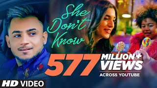She Don't Know: Millind Gaba Song | Shabby | New Song 2019 | T-Series | Latest Hindi Songs
