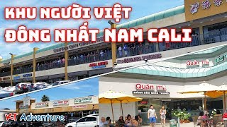Khu Người Việt Lớn Nhất Cali Ở Mỹ 2019 - Cuộc Sống Sinh Hoạt Người Việt |Little Saigon Quận Cam #56