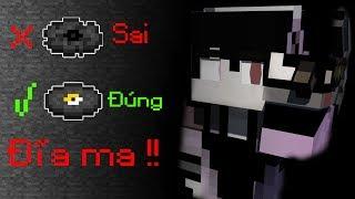 5 Điều Mà 100% Các Bạn Làm Sai Khi Chơi Minecraft -  Chiếc Đĩa Số 13 !!!
