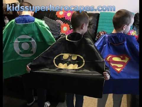 Superhero party supplies