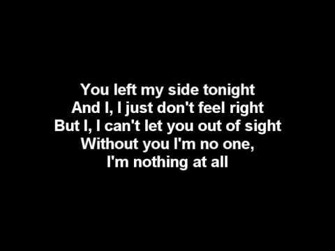 To be without you lyrics