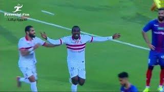 أهداف مباراة بتروجت 1 - 3 الزمالك | الجولة الـ 25 الدوري المصري     -