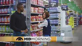 Robots Will Help Stock Wal-Mart's Shelves In 2018