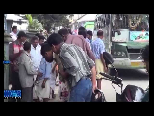 Complaint about Meat Sold in Sulthan Bathery Market