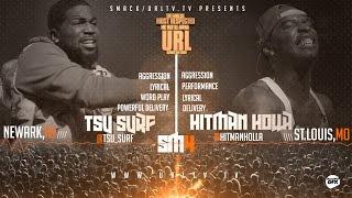 TSU SURF VS HITMAN HOLLA SMACK/ URL   URLTV