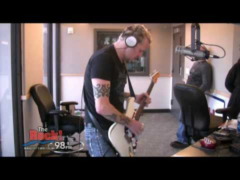 Gary Hoey Live On The Johnny Dare Morning Show Quot 12 Days