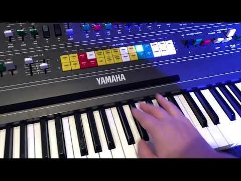 NAMM 2018 part 18 - Yamaha