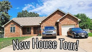 Empty House Tour | Modern Farmhouse | Dream Home Tour 2019| We Bought Our First house
