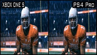 ec7c43c83a1 Madden NFL 18 – PS4 vs. PS4 Pro 4K Graphics Comparison Videos - mp3toke