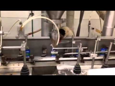 Dry Powder Filling - Contract Packaging by Assemblies Unlimited