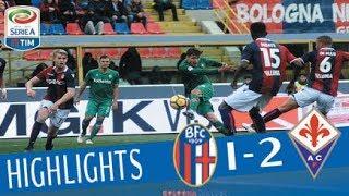 Bologna - Fiorentina 1-2 - Highlights - Giornata 23 - Serie A TIM 2017/18