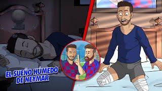 ¡Se cumple el SUEÑO HÚMEDO de Neymar!